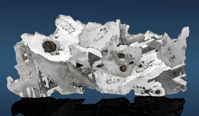Космический камень: сколько стоят редкие и красивые метеориты