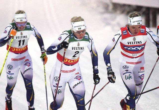 Лыжные перемены: шведские спортсменки хотят равных условий