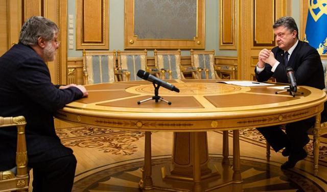 Черная метка: США давят на украинских олигархов