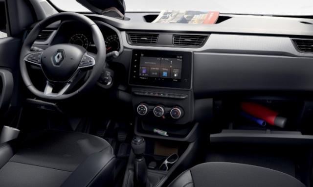 Renault Express: бюджетная альтернатива Kangoo
