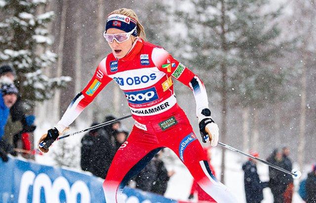 Привет из прошлого: норвежку Йохауг хотят лишить медали из-за допинга