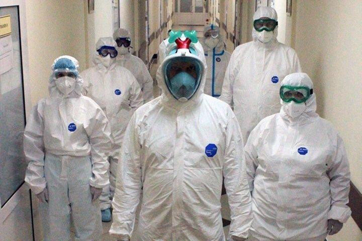 88-летняя женщина скончалась от коронавируса в Новосибирске