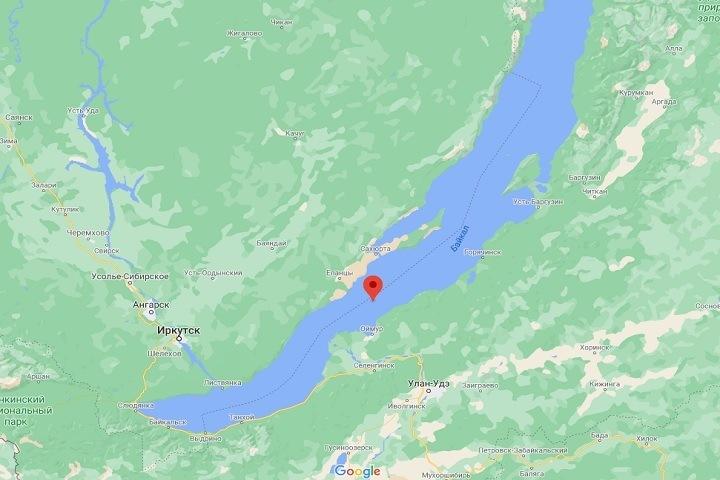 Землетрясение произошло на Байкале. В Иркутске и Улан-Удэ было 2−3 балла