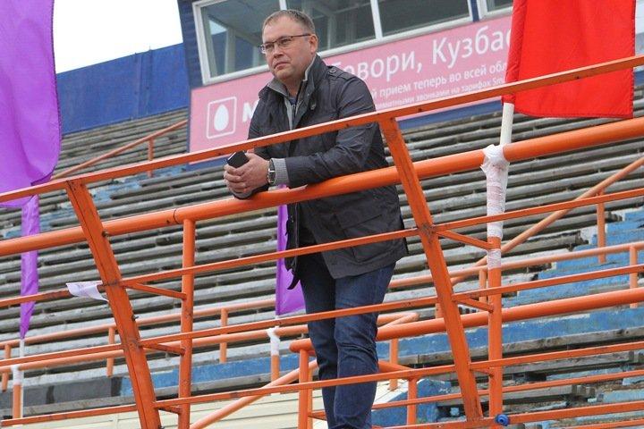 Мэр Кемерова упал с «двух метров» и сломал пять ребер