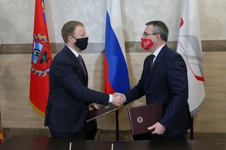 Алтайский губернатор вновь продлил режим самоизоляции из-за пандемии