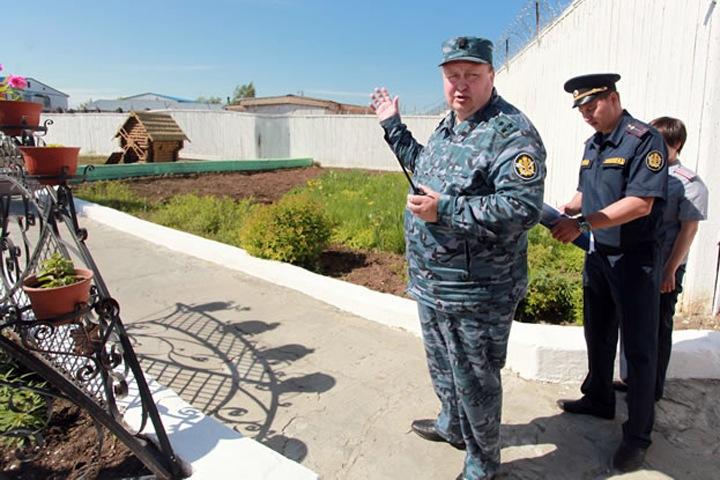 СК раскрыл подробности дела начальника «пыточной» колонии