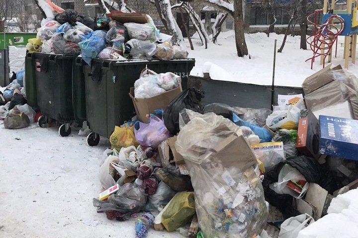 Суд признал незаконным повышение тарифа на мусор для новосибирцев на 40%