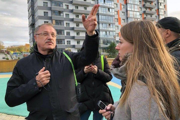 Мэрия Новосибирска подала на банкротство компании девелопера Мартыненкова