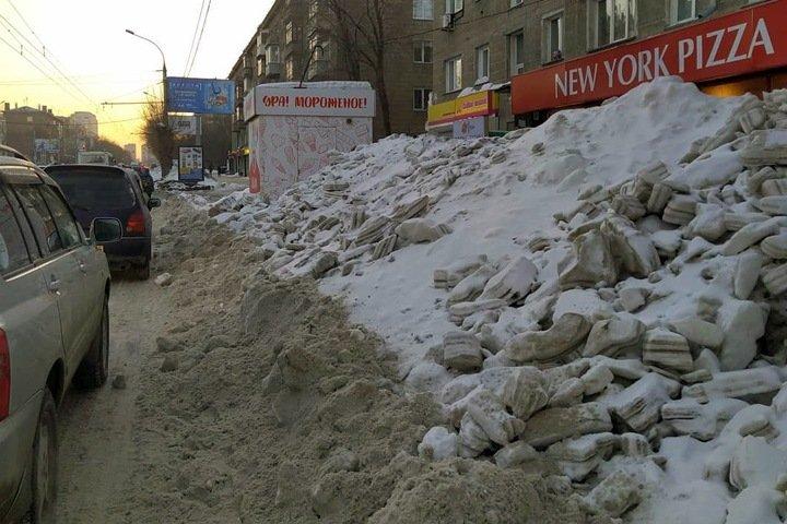 Чиновники попытаются сделать Новосибирск «Новогодней столицей России»