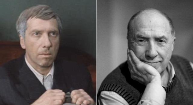 Сергей Юрский: почему актер скрывал национальность и настоящую фамилию