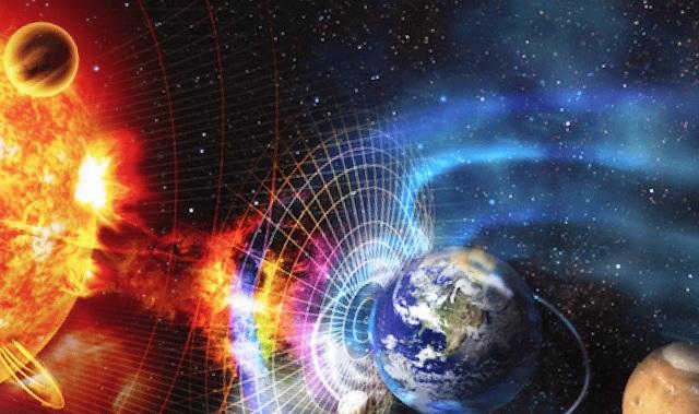Названы дни опасных магнитных бурь в апреле 2021