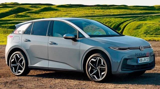 Volkswagen будет выпускать карманный кроссовер
