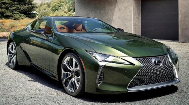 Lexus верен себе: состоялась премьера кроссовера LF-Z Electrified