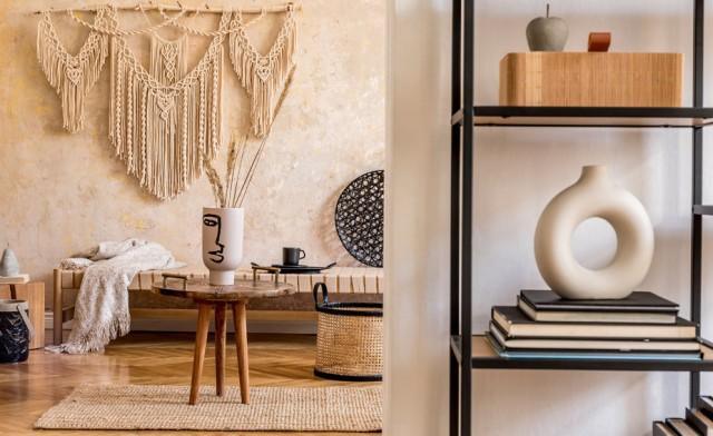 Макраме в дизайне квартиры: 5 оригинальных идей