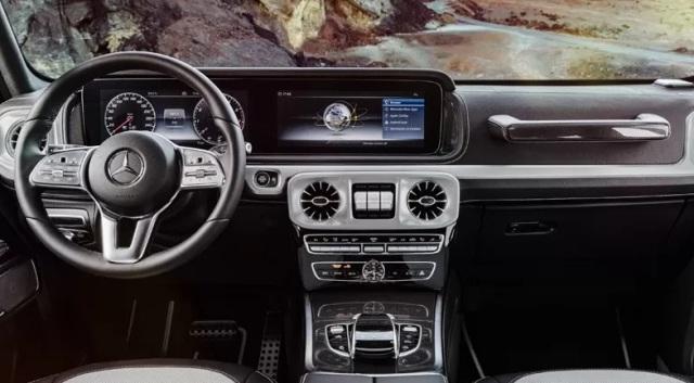 Электрокару Mercedes-Benz G-Class придумали новое имя