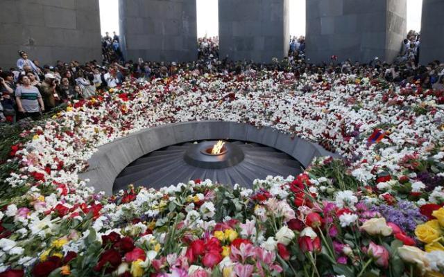 Президент Джо Байден признал геноцид армян