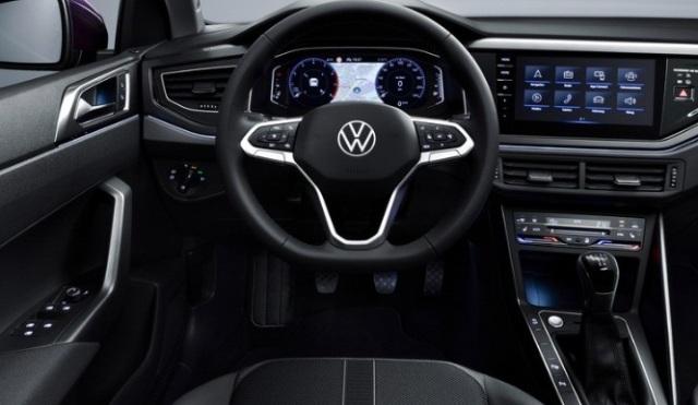 Новый Volkswagen Polo: надежный мотор и оригинальное мультимедиа