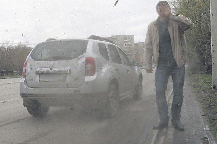 Пыльные бури ожидаются в Новосибирске