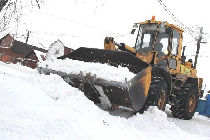 Полпред Путина раскритиковал уборку снега в Новосибирске