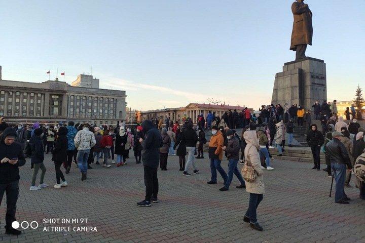 «Лучше бы подметать выходили»: красноярский суд оштрафовал участника митинга в поддержку Навального