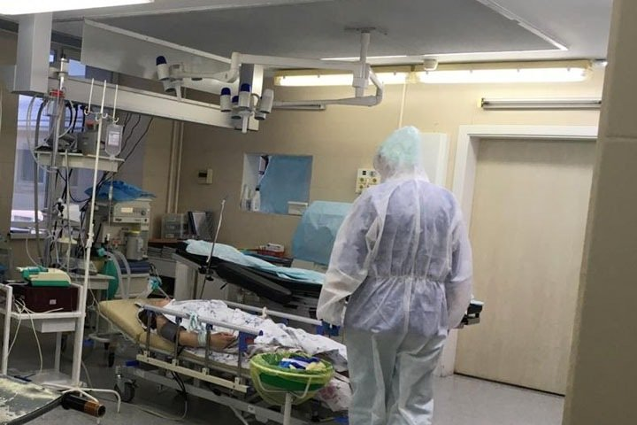 59 человек с коронавирусом остаются в реанимациях Новосибирской области
