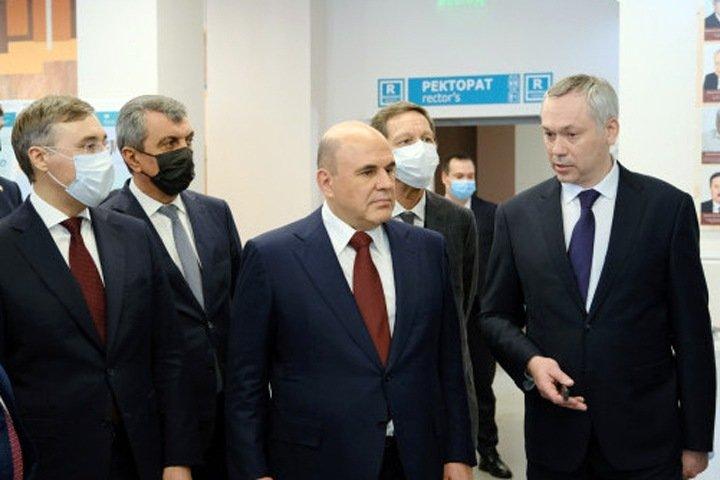 Новосибирский губернатор остался в топе национального рейтинга глав регионов