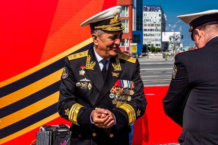 Путин назначил Меняйло главой Северной Осетии