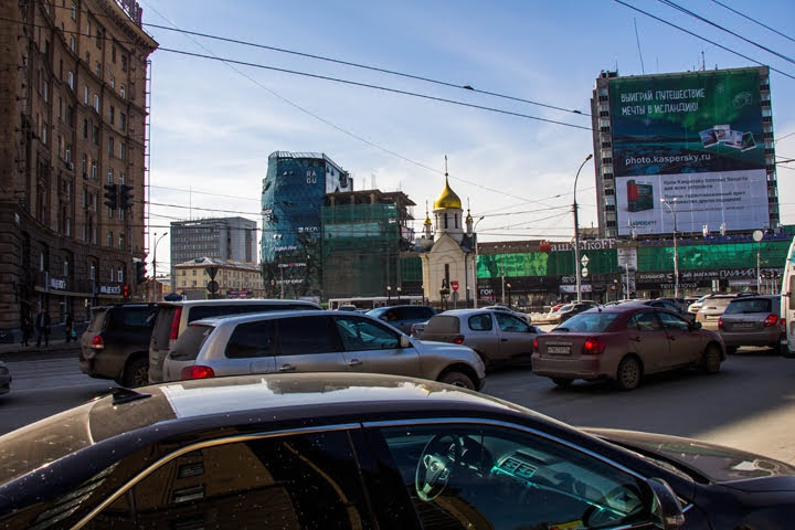 Газ подорожал на 18% для автомобилистов в Новосибирской области