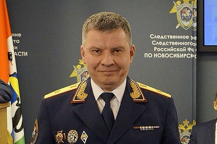 Руководитель СК по Новосибирской области вернулся к работе после служебной проверки