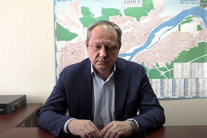 Бийску не нужен раскол:  глава города передумал уходить в отставку после встречи с губернатором