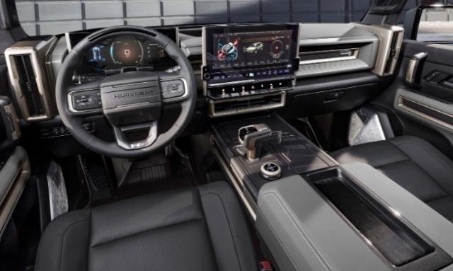 Внедорожник GMC Hummer EV: маневренность и усиленная база