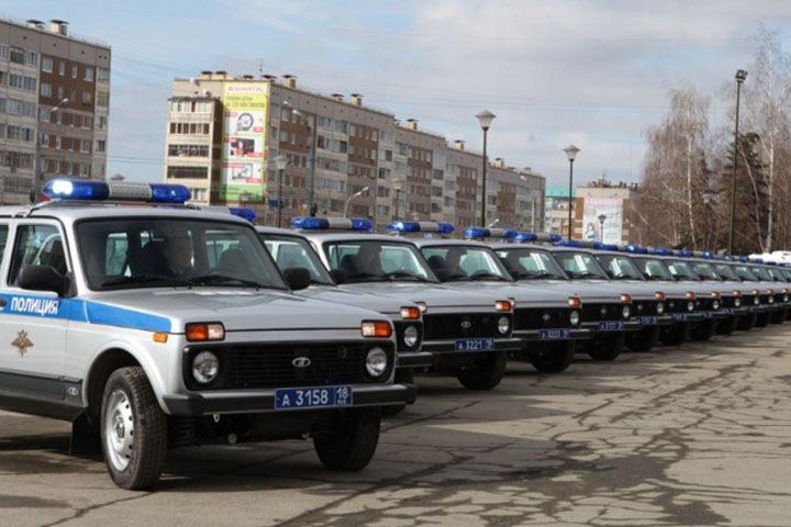 Полицейских из 13 районов Омской области свозили на январскую акцию в поддержку Навального