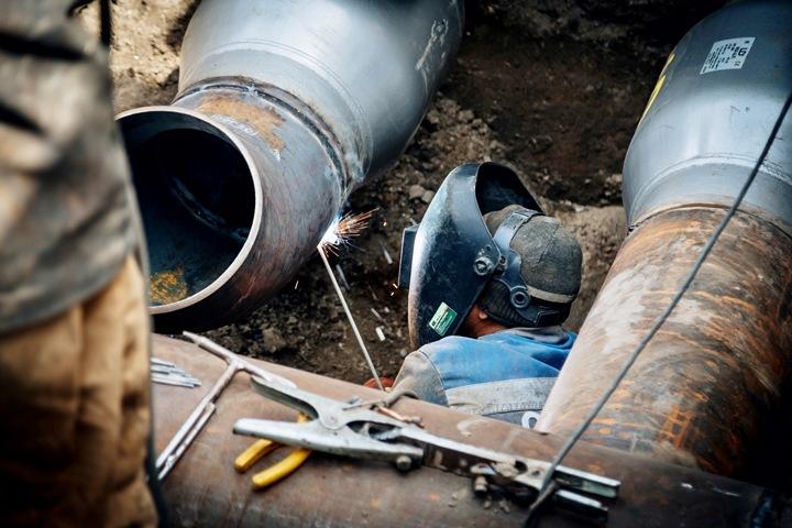 СГК начала самый дорогой ремонт сетей в 2021 году
