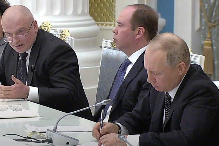 Красноярский сенатор захотел запретить части россиян участвовать во всех выборах