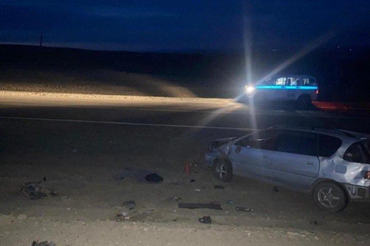 Пятеро пострадали при опрокидывании автомобиля в Горном Алтае