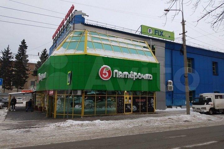 ТЦ продается в Новосибирске за 255 млн рублей