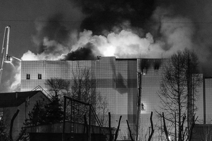 МЧС просит не удовлетворять гражданские иски пострадавших при пожаре в «Зимней вишне»