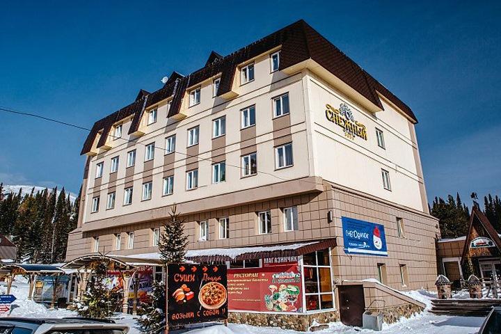 Отель продается в Шерегеше за 300 млн рублей