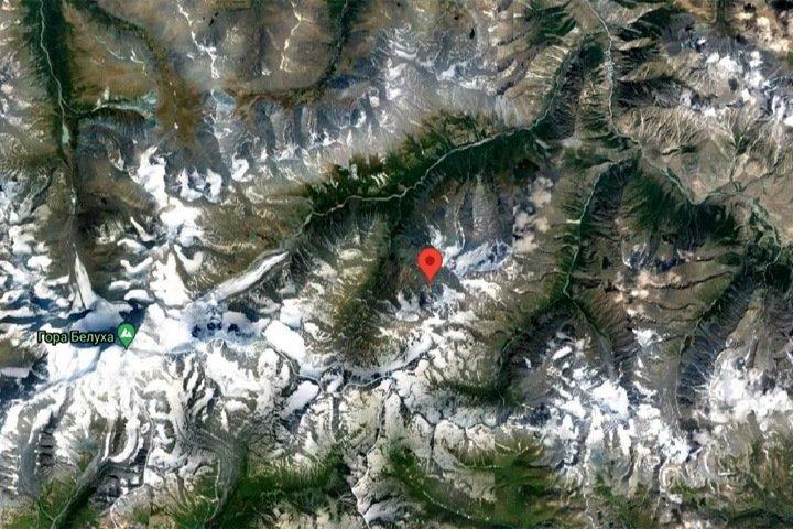 Землетрясение произошло на Алтае