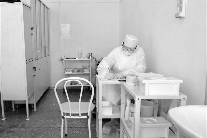 Смертность в Новосибирской области увеличилась почти на 10%