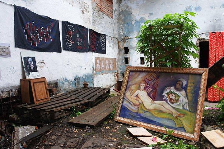 «Это был признак нормального здорового города»: арт-сообщество поддержало томских художников, которых выселяют под давлением мэрии