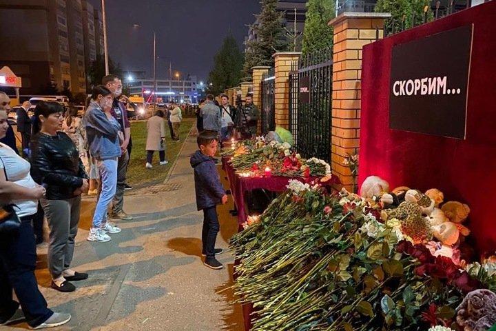 Тувинский сенатор о расстреле в Казани: Вместо разгонов митингов Росгвардию можно отправить на патрулирование школ