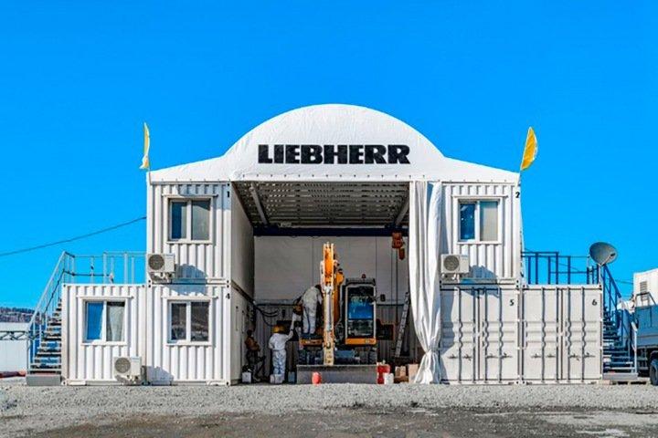 «Сибантрацит» увеличивает парк техники Liebherr