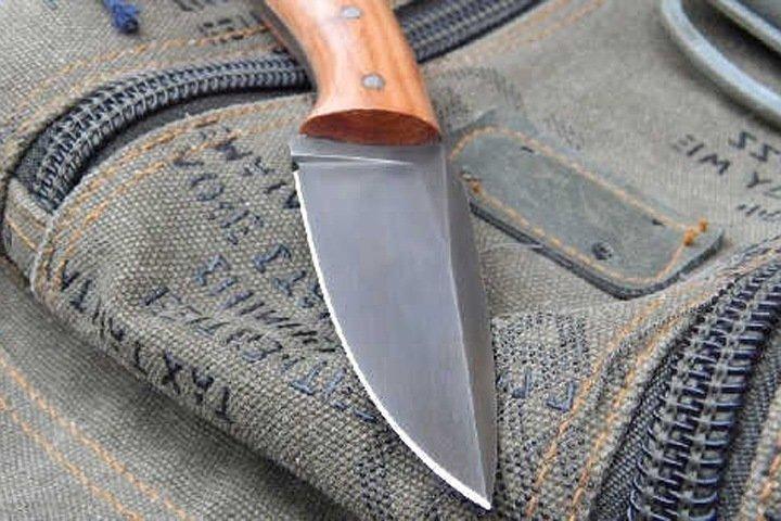 Алтайский школьник принес нож на уроки. Он планировал метать оружие в других детей