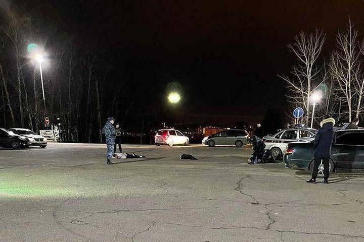 Мужчина погиб при задержании Росгвардией около клуба в Иркутске