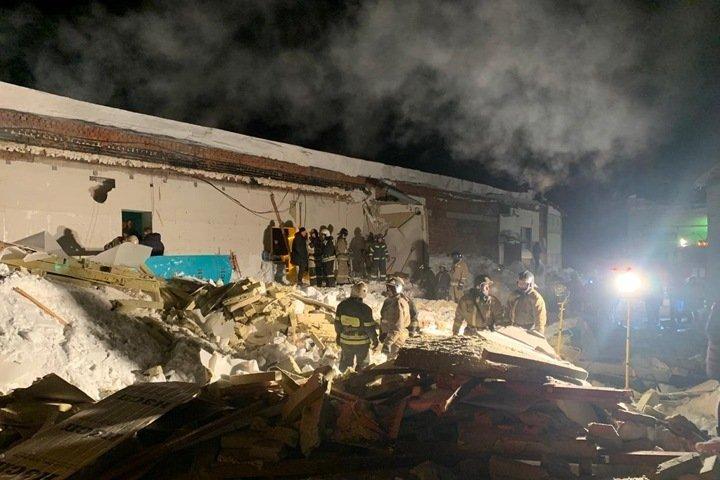 Дело об обрушении здания во время вечеринки в новосибирском Академгородке дошло до суда