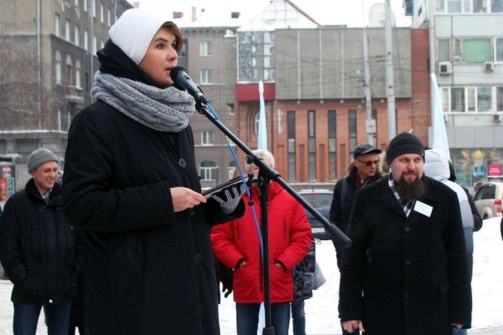 Независимый депутат горсовета Новосибирска пошла в Госдуму от «Родины»