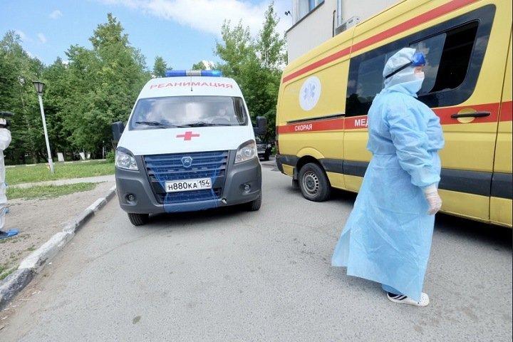 93-летний новосибирец скончался от коронавируса