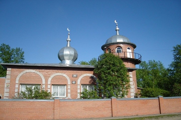 Имама мечети в Красноярском крае отправили в колонию за поддержку терроризма