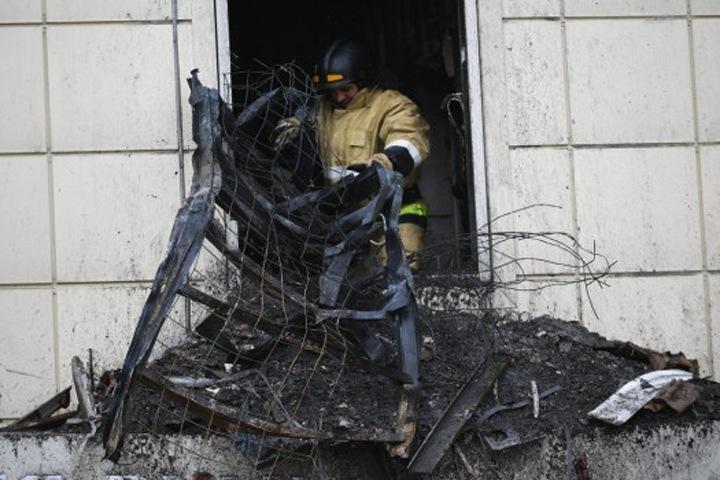 Защита кузбасского пожарного просит оправдать его по делу о возгорании в «Зимней вишне»